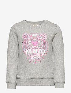 TIGER JG B2 - sweatshirts - grey