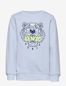 TIGER JB B3 - sweaters - light blue