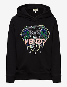 JINNO - hoodies - black