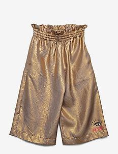 JINE - trousers - gold