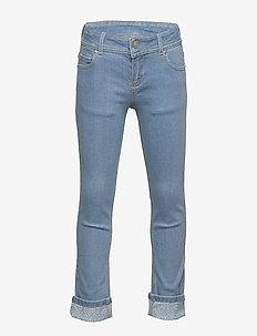 LOGO JG 18 - jeans - indigo