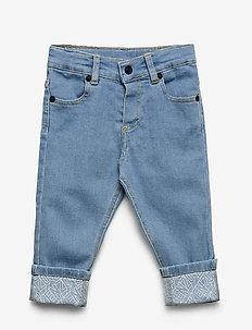 LOGO BB 6 - jeans - indigo
