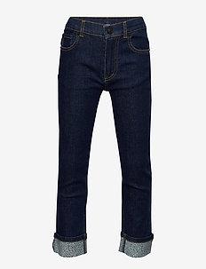 LOGO JB 17 - jeans - indigo