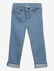LOGO JB 18 - jeans - indigo
