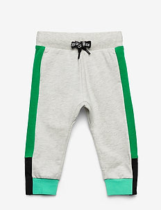 JOMAIN - sweatpants - elephant color