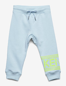 LOGO BB 7 - sweatpants - light blue