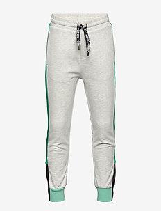 JAVIER - sweatpants - elephant color