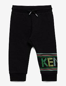 LOGO BB 8 - sweatpants - black