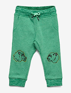 JACQUOT - sweatpants - emerald