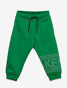 LOGO JB 21 - sweatpants - green
