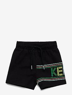 LOGO BB 5 - shorts - black