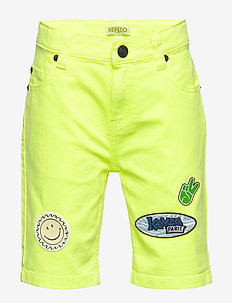 JABRUN - shorts - banana