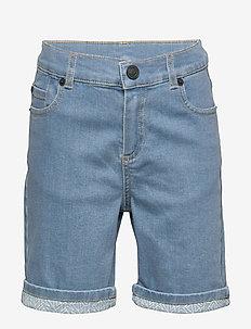 LOGO JB 16 - shorts - indigo