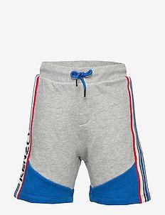 LOGO JB 10 - shorts - grey