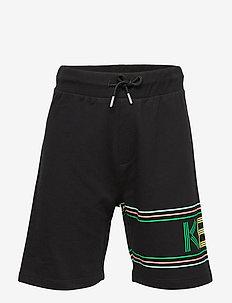 LOGO JB 11 - shorts - black