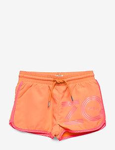 LOGO JG 14 - shorts - orange