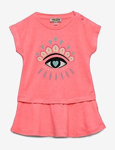 JINA - dresses - mid pink