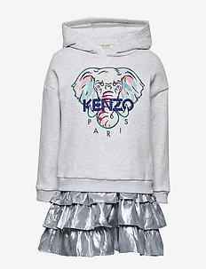 JAZZ - sukienki - elephant color