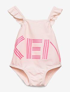 LOGO BG 6 - swimsuits - light pink