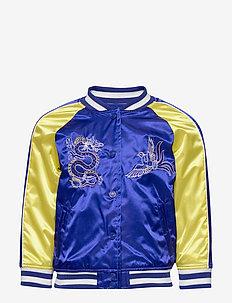 JEANNE - bomber jackets - royal blue