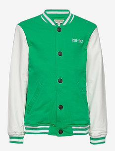 JOUL - bomber jackets - green
