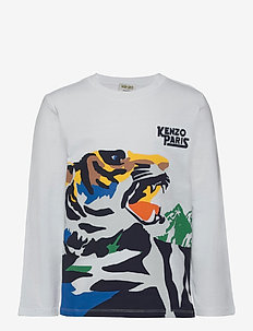 KENITH - long-sleeved t-shirts - white