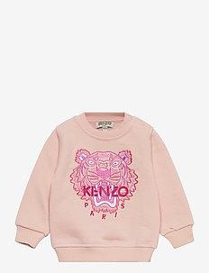 TIGER JG B2B BB - sweatshirts - rose pale