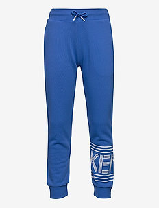 LOGO JB 15 - sweatpants - royal blue