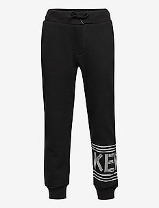 LOGO JB 18 - joggings - black