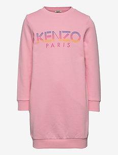 LOGO JG 7 - sweatshirts - old pink