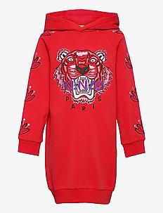 DRESS - sweatshirts - bright red