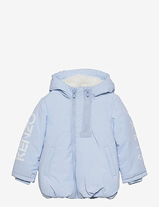 JACKET - puffer & padded - pale blue