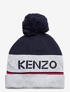 PULL ON HAT - kapelusze - grey chine