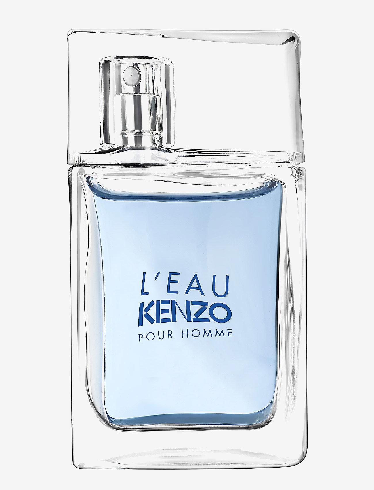 Kenzo Fragrance - L' EAU KENZO POUR HOMME EAU DE TOILETTE - eau de toilette - no color - 0