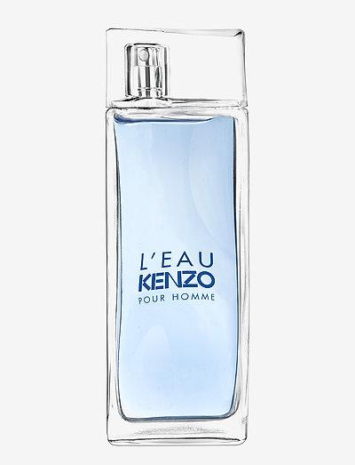 L' EAU KENZO POUR HOMME EAU DE TOILETTE - eau de toilette - no color
