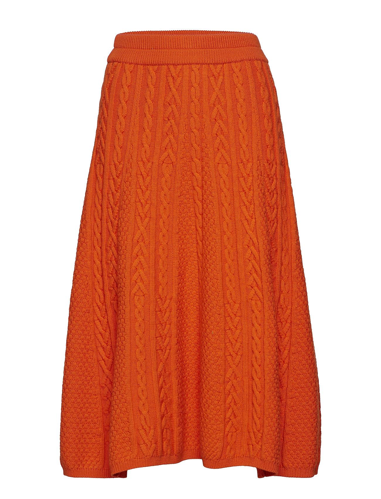 Kenzo Skirt Special - MEDIUM ORANGE