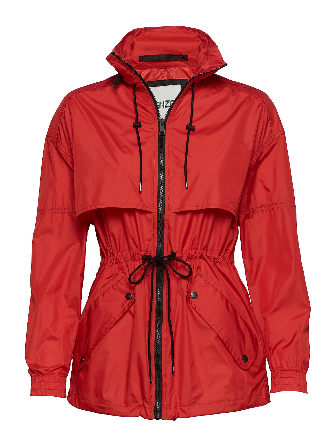 Kenzo Outerwear Blous Main - MEDIUM RED