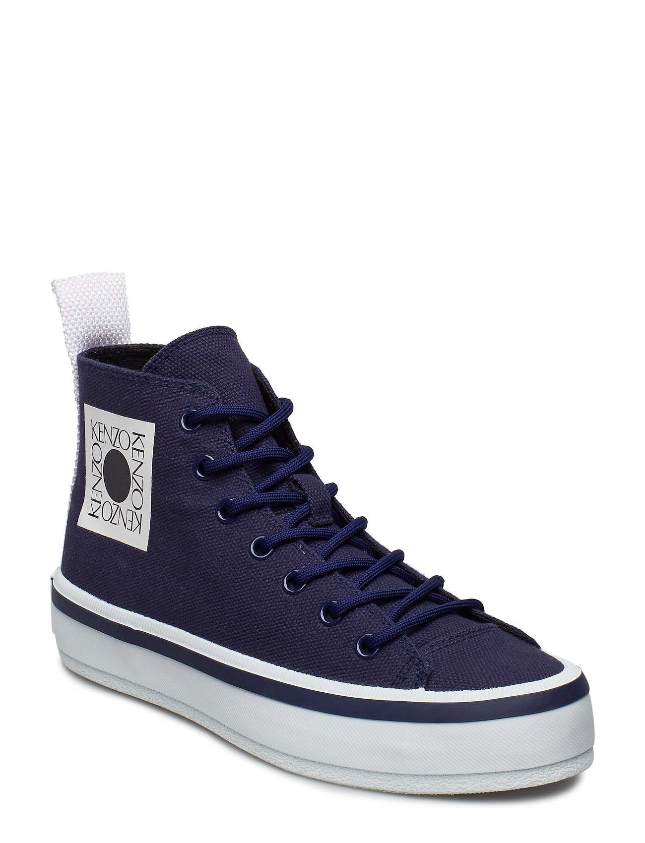 Image of Low Top Sneaker Main High-top Sneakers Blå Kenzo (3120751623)