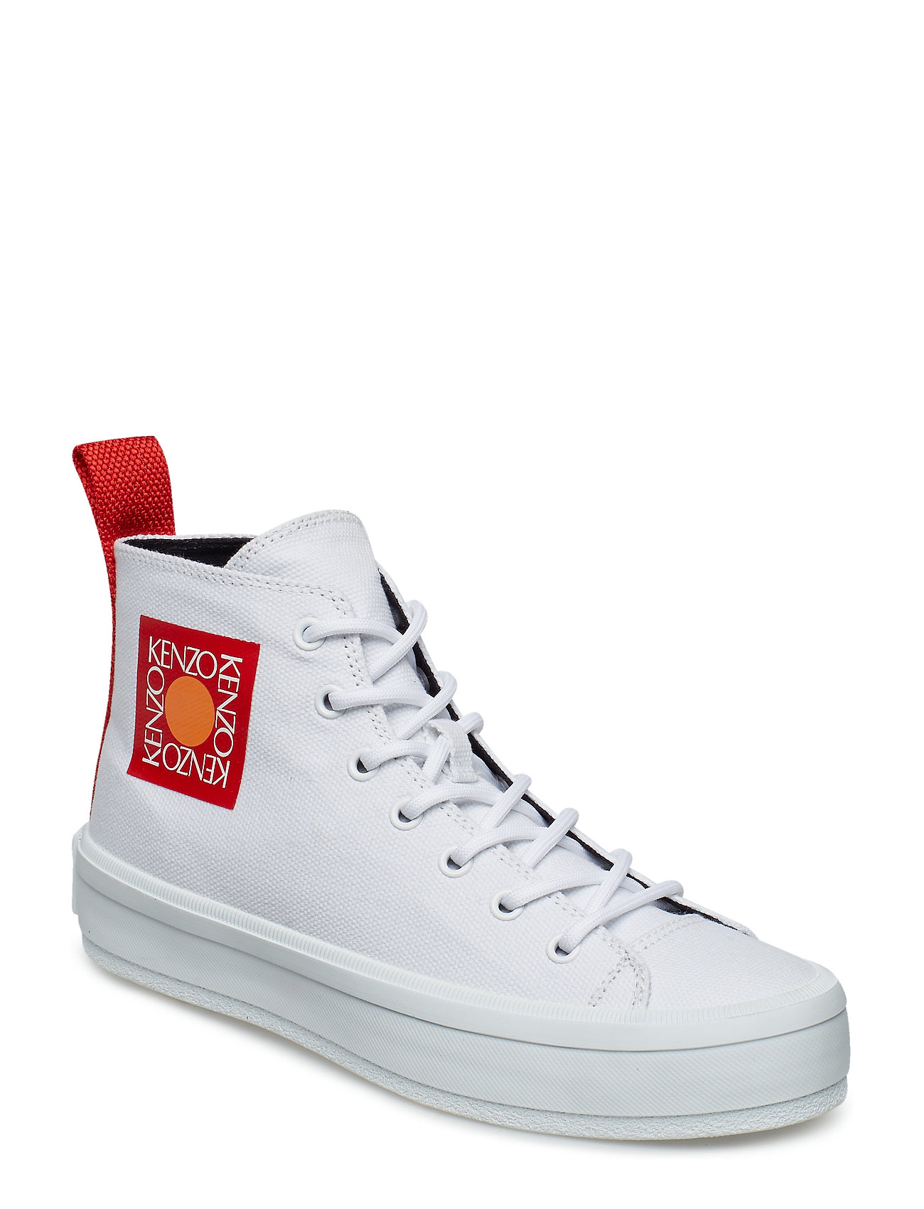 Image of Low Top Sneaker Main High-top Sneakers Hvid Kenzo (3109691445)
