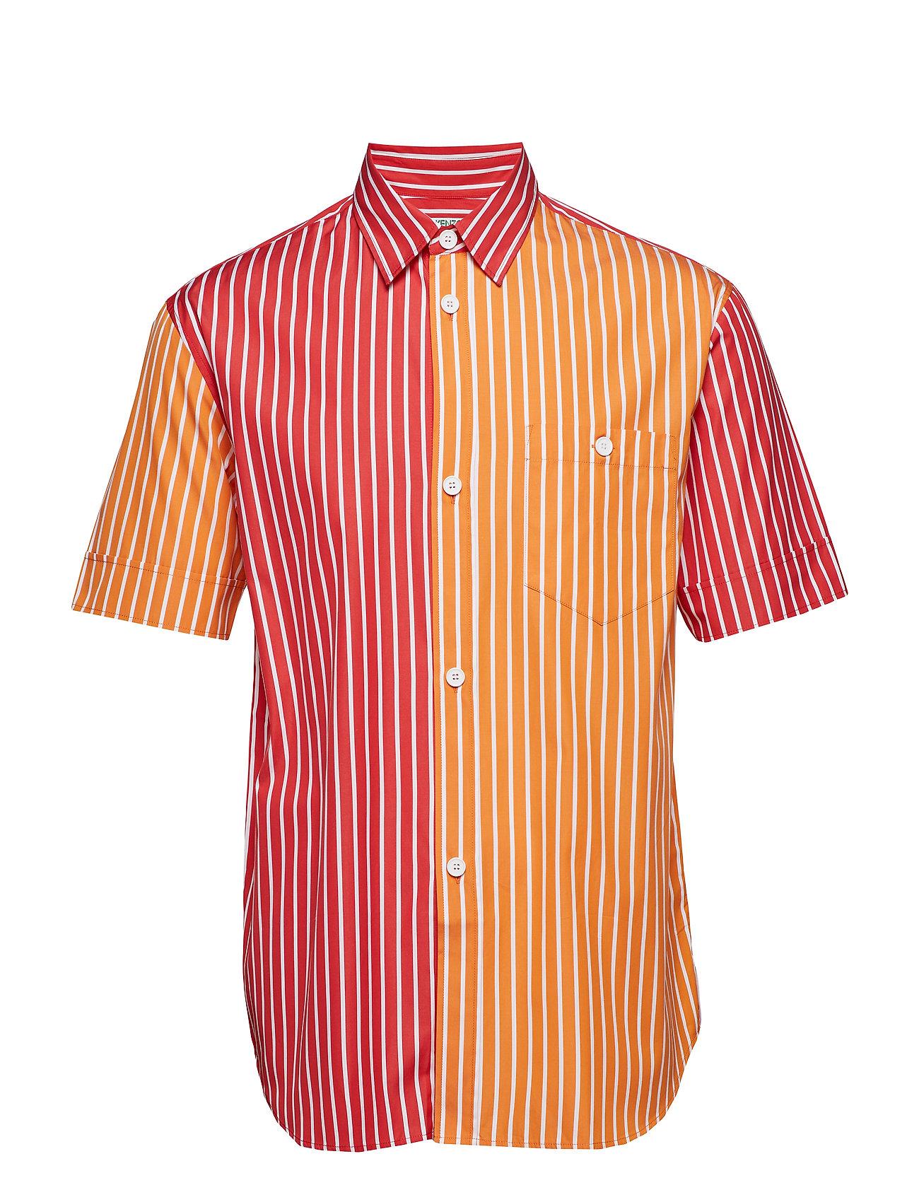 Kenzo Shirt SS Main - MEDIUM RED