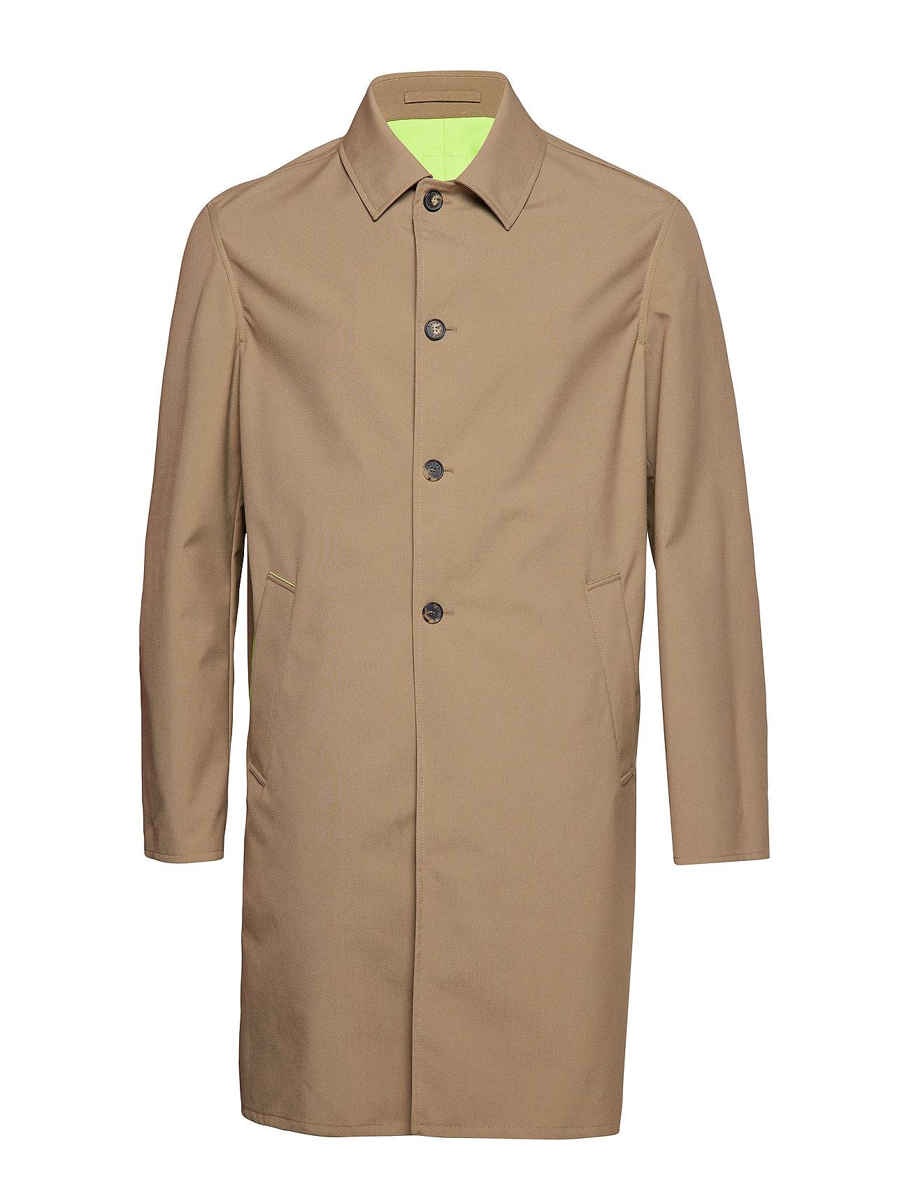Kenzo Rain Coat Main - DARK BEIGE