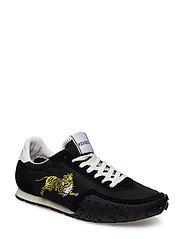 Low Top Sneaker Special - BLACK