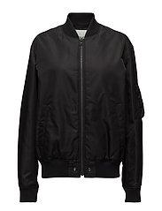 Outerwear Blous Main - BLACK