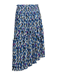 Skirt Main - NAVY BLUE