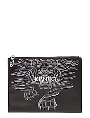Clutch bag Main - BLACK