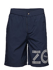Bathing boxers Main - NAVY BLUE