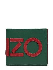 Wallet Main - BOTTLE GREEN