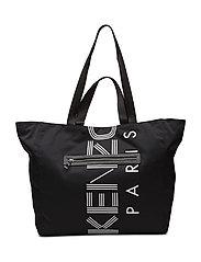 Shopping Bag Main - BLACK