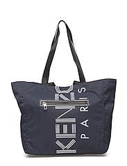 Shopping Bag Main - NAVY BLUE