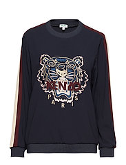 Sweat Main - NAVY BLUE